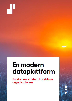 En modern dataplattform
