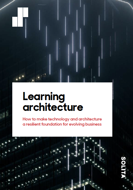 Learning architecture guide