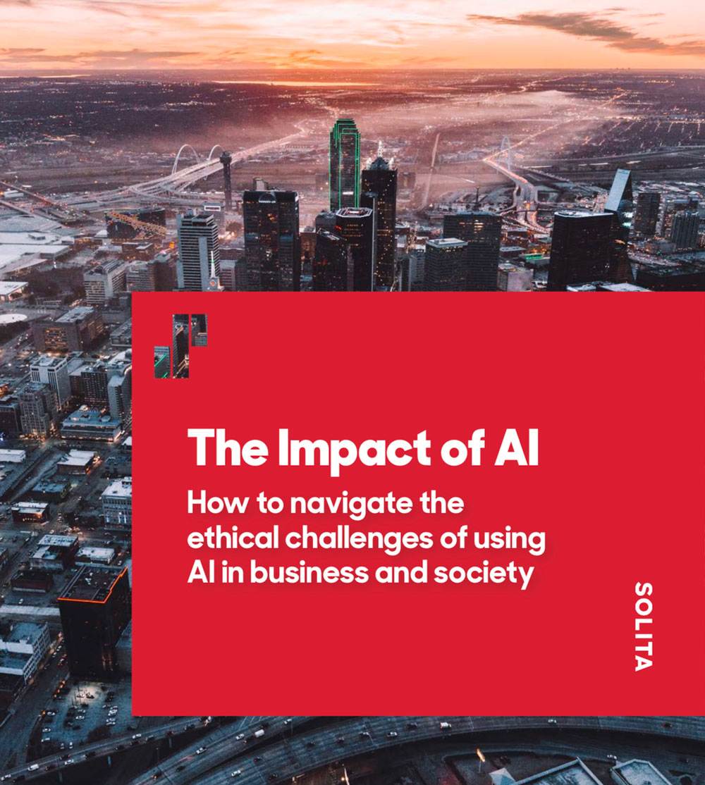 Impact of AI report