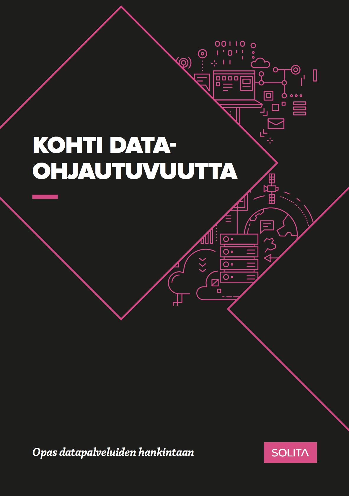 Kohti dataohjautuvuutta - Solita