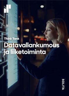 Datavallankumous kansi solita think tank